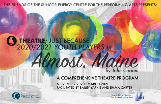 2020-21 Youth Play Production