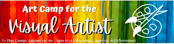 Visual Arts Camps