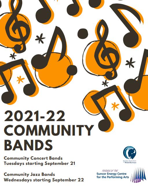 2021-22 Community Bands