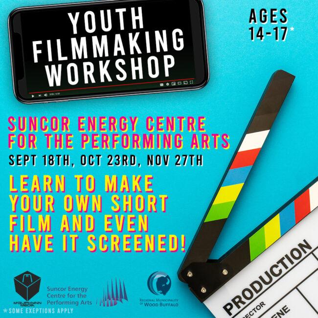 2021 Youth Filmmaking Workshop & Screening Series