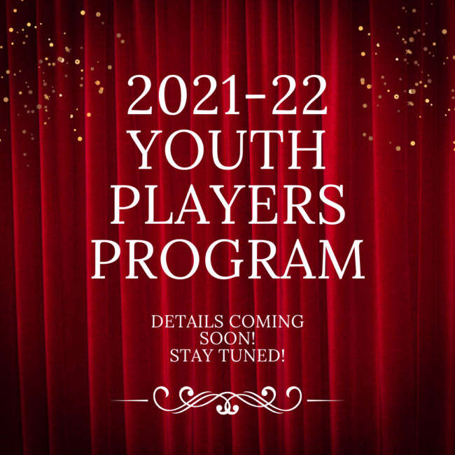 2021-22 Youth Players Program